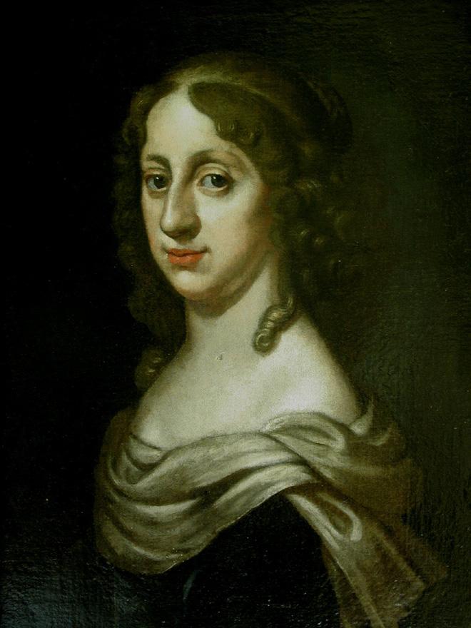 Drottning Christina efter restaurering